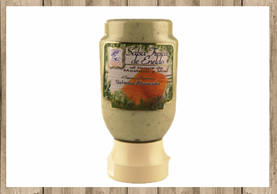 salsa fresca eneldo