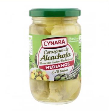 1 Alcachofas Cynara