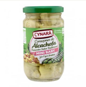 5 Alcachofas Cynara